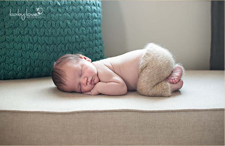 Milford Newborn baby photo shoot sleeping baby boy